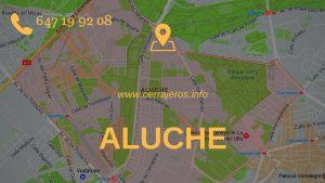 Cerrajeros Aluche