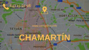 Cerrajeros Chamartín