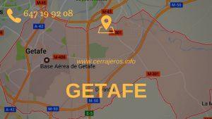Cerrajeros Getafe