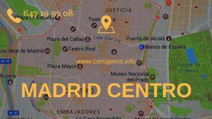 Cerrajeros Centro