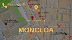 Cerrajeros Moncloa