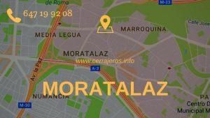 Cerrajeros Moratalaz