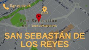 Cerrajeros San Sebastian de los Reyes