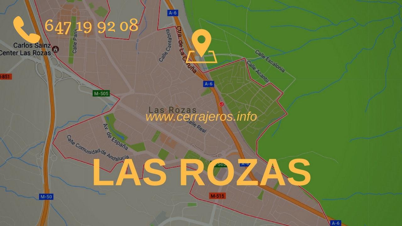 Cerrajeros las rozas 24 horas 15 dto servicios urgentes for Cerrajeros salamanca 24 horas
