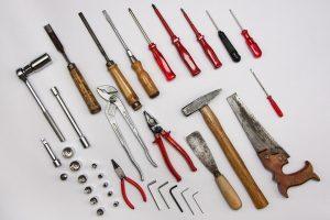 herramientas de cerrajeria