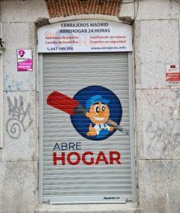 Cerrajeros Abre Hogar Madrid